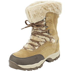 Hi-Tec St. Moritz 200 WP II Boots Women Brown/Cream